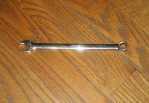 Snap On Tools Oex12 Standard 3 8 Combination 12 Point Box Wrench Pat 3273430