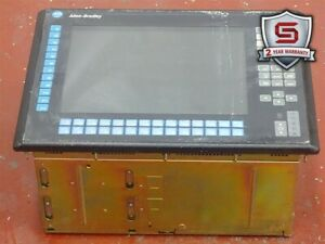 Allen bradley 6180 csnv2 Hmi Monitor Panel Series B tested See Notes