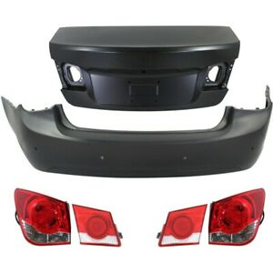 Auto Body Repair Kit Rear For Chevy Chevrolet Cruze Limited 2016