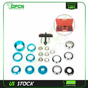 20pcs Car Crank Oil Seal Remover Installer Removing Tool Kit Camshaft Tool Set