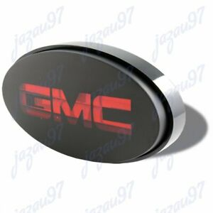 Bully Hitch Cover 2 1 25 For Gmc Rear Trailer Towing Receiver Brake Lights
