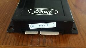 New Genuine Ford 202 3135 Cruise Control Box Unit Amplifier Module Nos