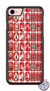 Coca-Cola Pin up Girl Collage Phone Case For iPhone 11Pro Samsung LG Google 4XL