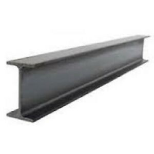 Grade A36 Hot Rolled Steel I beam S6 X 12 5 ft X 12