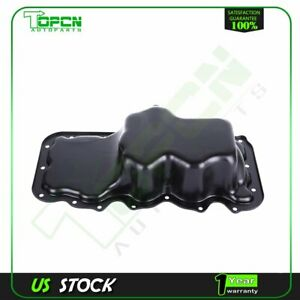 New Engine Oil Pan For 2000 04 Ford Focus L4 2 0l Dohc 8th Vin Digit 3 264 048