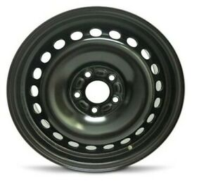 16 Black Factory Replacement Wheel Fits 12 14 Ford Focus 16x6 5 5x108 50mm
