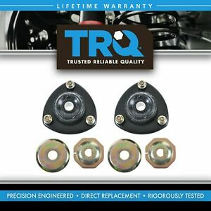 Trq Front Upper Strut Mount Pair Set For Tracker Sidekick X 90