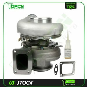 Turbocharger Turbo For Garrett Detroit Diesel Truck Series 60 14 0l 758204 5007