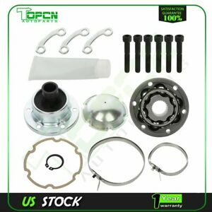 Front Prop Drive Shaft Cv Joint Kit For 1997 2005 Ford Explorer 1l2z4a376aa