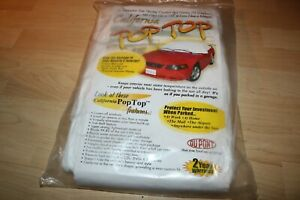 California Pop Top Tyvek Car Cover For Bmw In Package