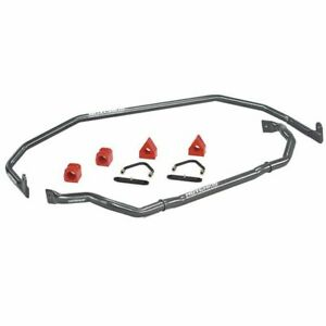 Hotchkis 22429 Suspension Stabilizer Sway Bar Assembly Front And Rear