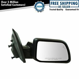 Exterior Power Heated Puddle Light W Blind Spot Memory Signal Mirror Rh New