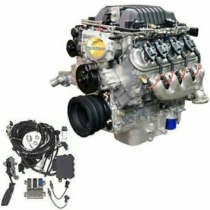 Chevrolet Performance 19370850k2 Lsa Supercharged 6 2l Engine Kit 556 Hp 6100