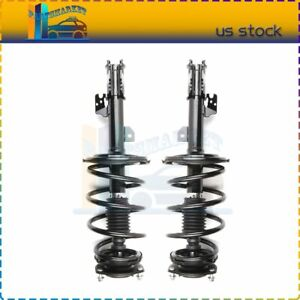 For Toyota Sienna 2007 10 Quick Front Complete Struts Shocks Absorbers Assembly