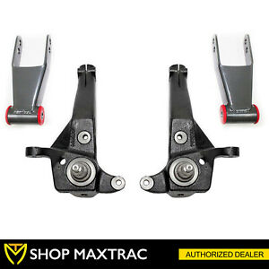 Maxtrac 4 Front 2 Rear Lift Kit K883042a For 1998 2000 Ford Ranger 2wd
