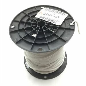 Copperfield 1015bc 12 65 9 Electrical Wire Roll Of 350ft 12awg White Pvc