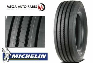 1 Michelin Pilot Xze 225 70r19 5 14pr g Commercial Haul Truck All Position Tires