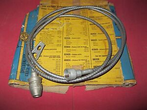 New 1953 1960 Ford t bird truck Speedometer Cable With Inner Core