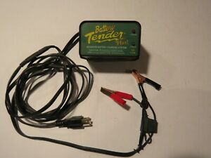 Battery Tender Plus Advanced 12v 1 25a Charger Plug In Wall