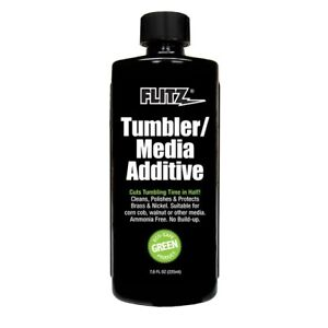 Flitz Tumbler Media Additive 7.6oz Bottle TA-04885 $18.74