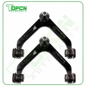 2pcs Front Upper Control Arms Steering Set Fits Dodge Ram 2500 3500 2wd