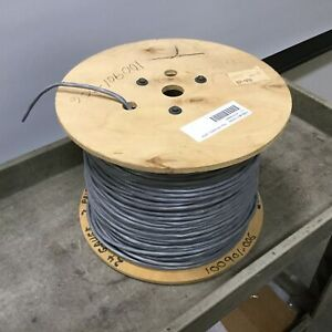 Quabbin 8506r Low Voltage Computer Cable Length 1 000ft 6 conductor 24awg