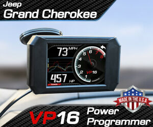 Volo Chip Vp16 Power Programmer Performance Race Tuner For Jeep Grand Cherokee