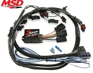 Msd Ignition 87311 Adjustable 2 Step Launch Controller 2016 Ford Coyote 5 0l