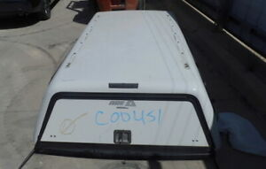 Aftermarket Are Truck Topper Short Box Camper Shell For 15 2015 Gmc Sierra 1500
