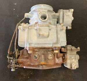 Original Buick 1941 47 40 50 Series Stromberg Carburetor Aav16