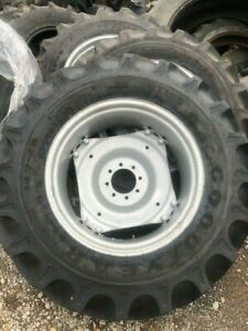 One 14 9x28 14 9 28 Goodyear 8 Ply R 1 Tire W wheel And Center