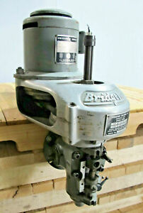 12 000 Rpm High Speed Head Spindle For Bridgeport Mill Milling Machine 1hp