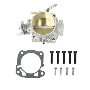 70mm Throttle Body Fit Honda Civic Si Acura Integras Gsr B d f h Series 70 Mm