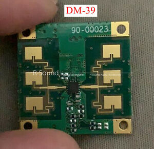 24ghz Microwave Module Radar Antenna doppler Sensor Face Recognition Dm 39
