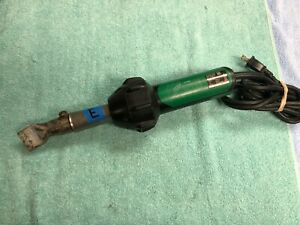 lote Leister Triac St 141 228 Hot Air Blower Heat Gun
