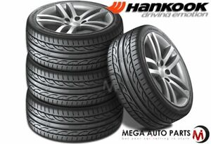 4 Hankook K120 Ventus V12 Evo2 215 45zr17 91y Xl Ultra High Performance Tires