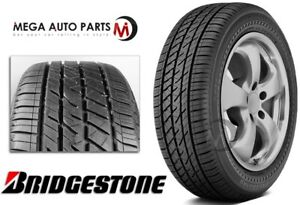 1 Bridgestone Driveguard Rft 205 45r17 88w All Season Touring Run flat Tires