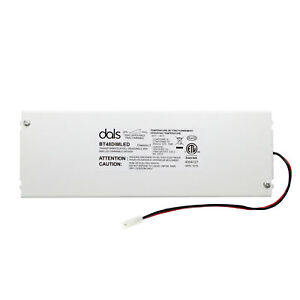 Dals Bt48dimled Triac Dimmable Led Driver 48 watt 12 vdc Enclosed