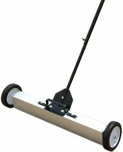 30 inch Magnetic Sweeper With Quick Release Handle 90 Square inch 1 count