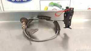 Jaguar Xf X250 Energency Parking Brake Release Cable Lever Handle