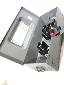 Square D H363 Heavy Duty Safety Disconnect Switch