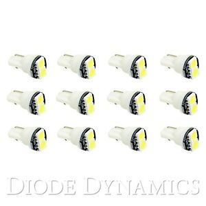 For Ram 1500 11 19 Diode Dynamics Dd0035tw Smd2 Led Bulbs 194 T10 Warm White