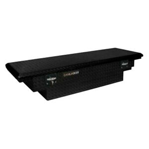 For Toyota Tacoma 05 18 Crossover Tool Box Low Profile Full Notches Single Lid