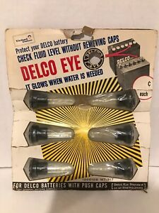 Delco Eye For Delco Batteries With Push Caps