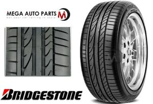1 Bridgestone Potenza Re050a Rft 205 45r17 84w Uhp Summer Run Flat Tires