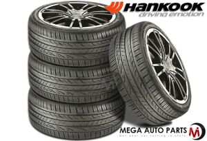 4 Hankook Ventus S1 Noble2 H452 235 40r18 95w All Season Uhp Performance M s