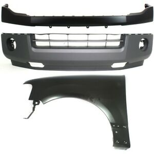 Fender Kit For 2007 2014 Ford Expedition Front