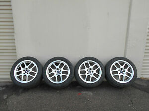 2007 07 08 09 Ford Mustang Shelby Svt Gt500 Factory 18 Wheel Tire Set 1866