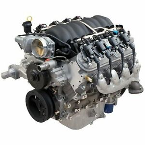 Chevrolet Performance 19370411 Ls376 480 376ci 6 2l Engine 495 Hp 6200 Rpm 4