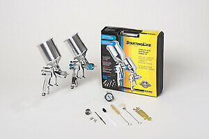 Startingline Kit Primer Paint Guns Devilbiss 802343